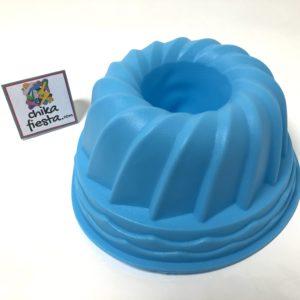 Molde para rosca de silicon
